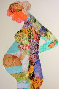 Collage et maternité