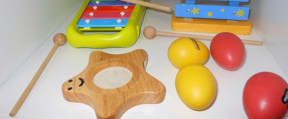 Musicothérapie pour bébés