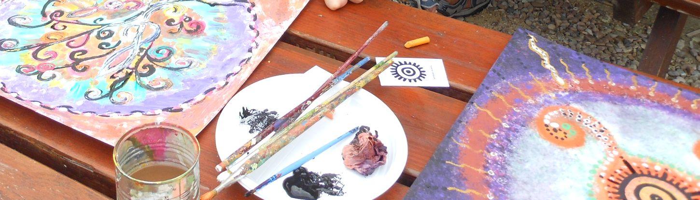 Mandala créatif