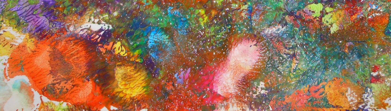 Art-thérapie dynamique et peinture