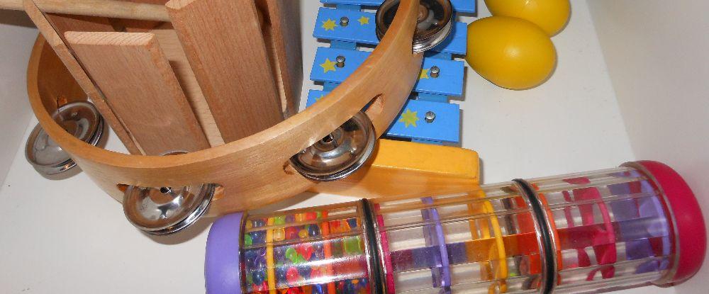 Ateliers sonores pour Tout-petits